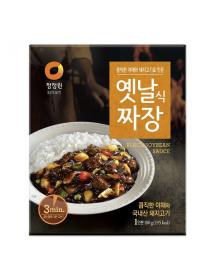 청정원 옛날짜장 - 180g