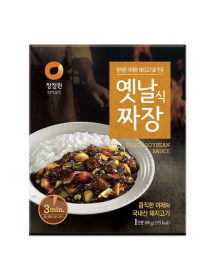 Jjajang Sauce (Classic) - 180g
