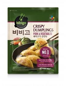 CRISPY Dumplings Pork &...