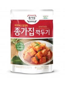 Kkakdugi Kimchi (Radish) -...