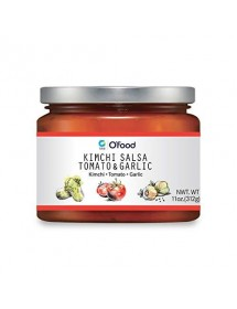 Kimchi Salsa Tomato &...