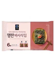 Pollock Roe Seaweed Snacks...