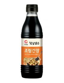 청정원 조림간장 - 500ml