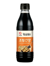 Jorim Ganjang (Soy Sauce) -...