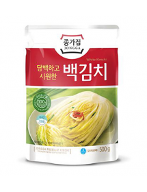 종가집 백김치 - 500g
