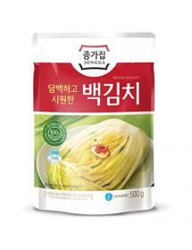 Beak Kimchi (Cabbage) - 500g