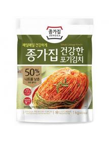 종가집 건강한 포기김치 - 1kg
