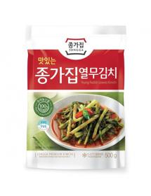 종가집 열무김치 - 500g