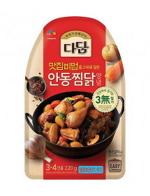Andong Chicken Stew Sauce -...