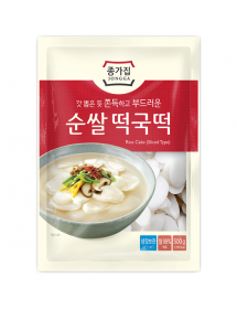 종가집 순쌀떡국떡 - 500g