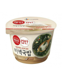 Cupbahn Seaweed Soup with...