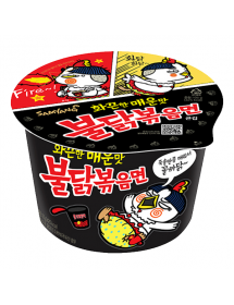 Hot Chicken Ramyeon (Bowl)