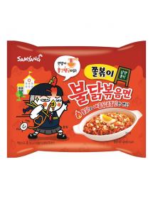Jjolbokki Hot Chicken Ramyeon