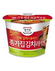 종가집 김치라면 (큰컵)