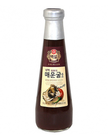 Oyster Sauce (Spicy) - 350g
