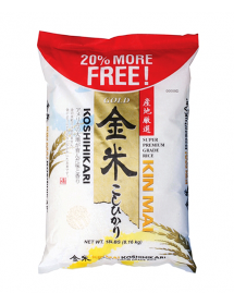 Koshihikari Rice - 8.16kg