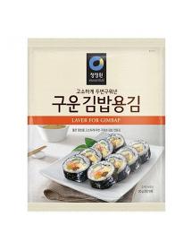 청정원 구운 김밥용김 - 20g