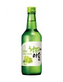 Chamisul Soju (Green Grape)...