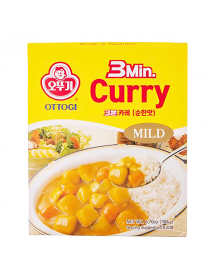 3 Minutes Curry (Mild) - 190g