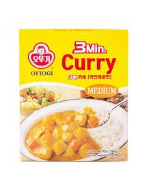 3 Minutes Curry (Medium) -...