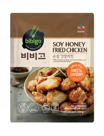 Soy Honey Fried Chicken - 350g