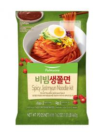 Spicy Jjolmyeon Kit (Chewy...