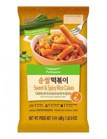 Sweet & Spicy Tteokbokki -...