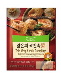 풀무원 얇은피 꽉찬속 김치만두 - 600g