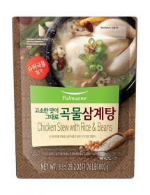 Samgyetang (Rice & Beans) -...