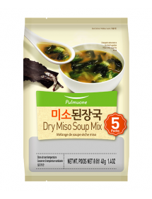 Dry Miso Soup Mix - 40g