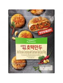 풀무원 사천식 매콤 호떡만두 - 600g