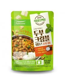 Tofu Crumble Sauce (Coconut...