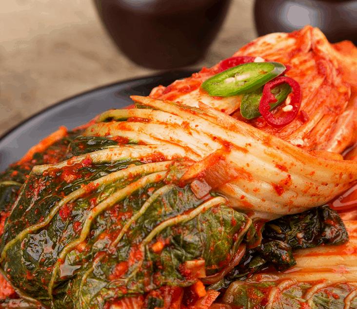 The Kimchi Story